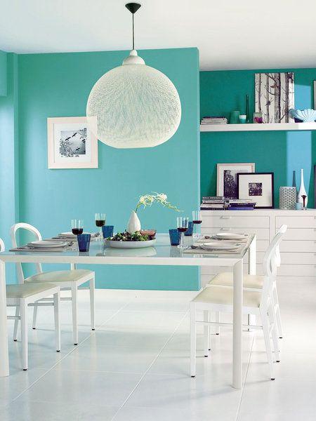 M s de 1000 ideas sobre paredes de color verde menta en - Colores para mi casa ...