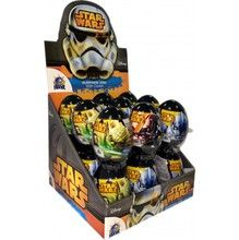 Star Wars Products now available - Star Wars Surprise Eggs containing 18 Units for R195.00 -  Novelty Sweet Supplier - South Africa
