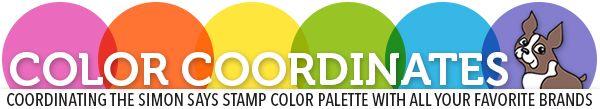 Color Coordinates: Sweet Pea