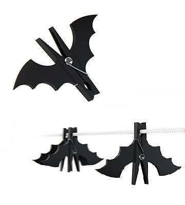 Batman Clothespins – 'Vespertilium' Secures Your Laundry, Halloween or Not (GALLERY)