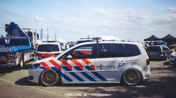 Volkswagen Touran - BBS Rennsport