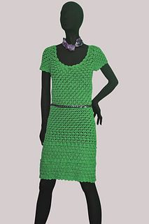 Dress pattern on Ravelry