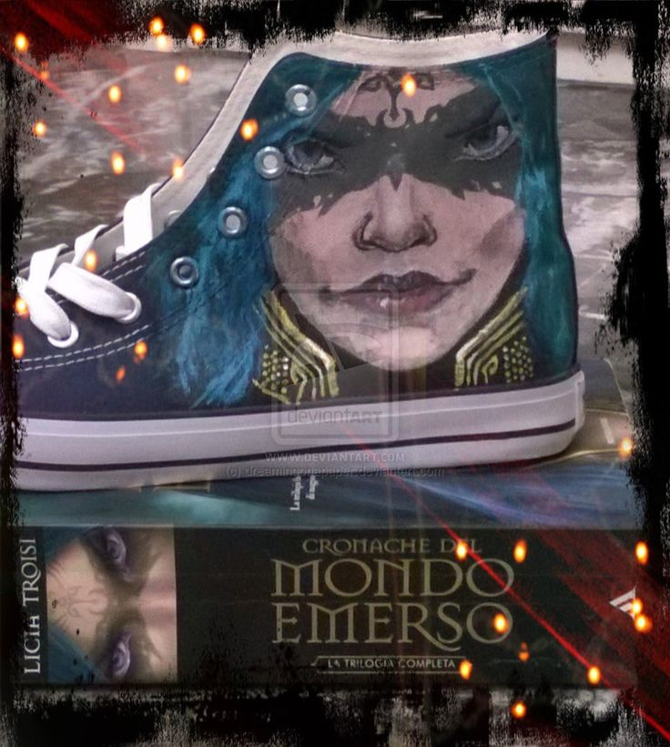 nihal shoes by dreamingonapaper on DeviantArt