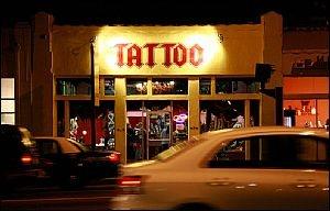Go to Kat Von D's tattoo shop.