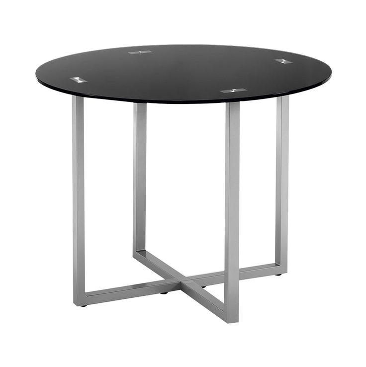 17 mejores ideas sobre mesa redonda cristal en pinterest - Mesa redonda de cristal ...