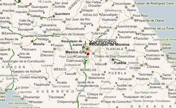 Xochimilco Location Guide