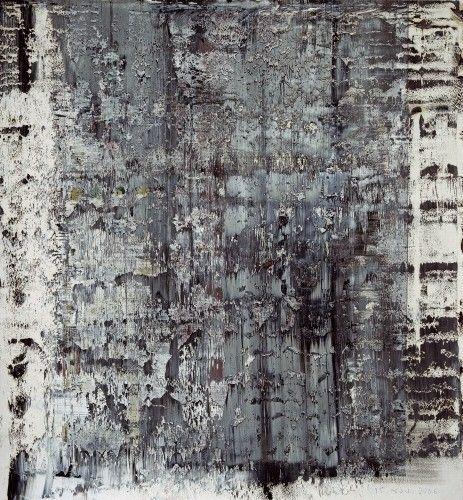 Герхард Рихтер. Абстракция. Изображение № 22.