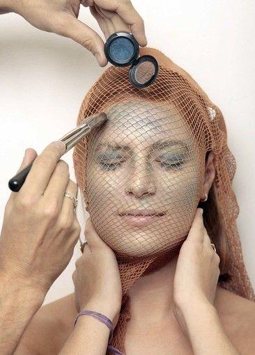 Halloween makeup: Sea Creature - LA Times                              …