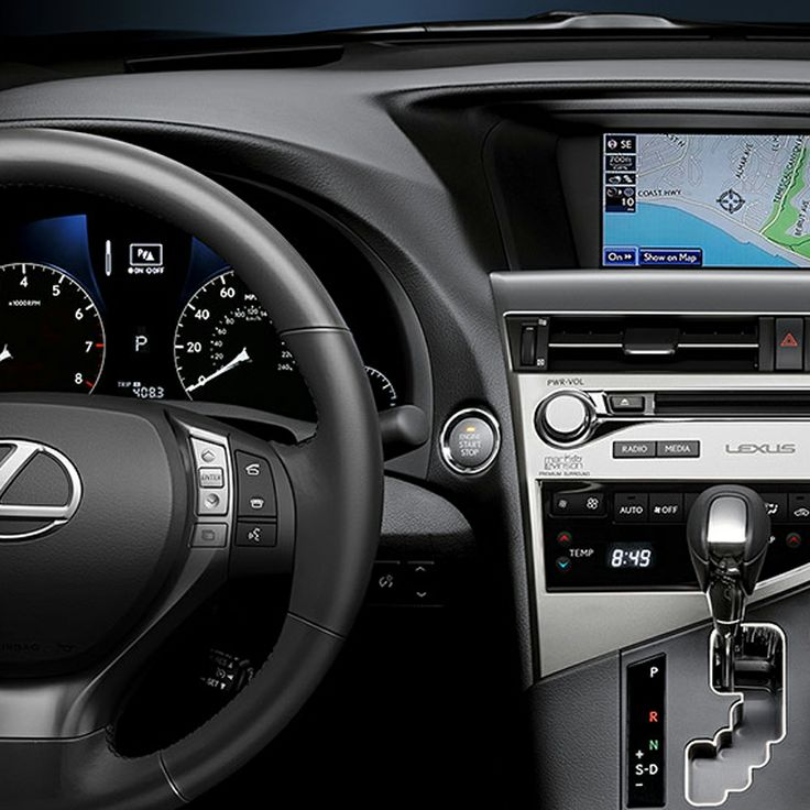 Lexus RX350. M's ride- like a pillow