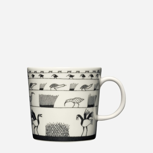 Birds mug from Iitala