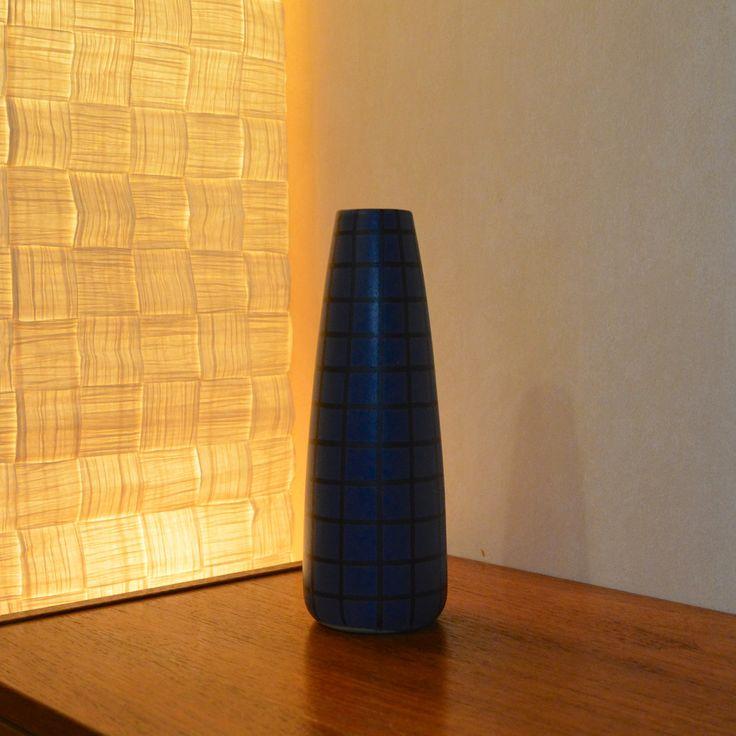 Unknown, markt: 3112 Vase - Pottery - ceramics - mid centery
