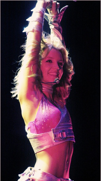 Britney Spears   Oops...I Did It Again Tour