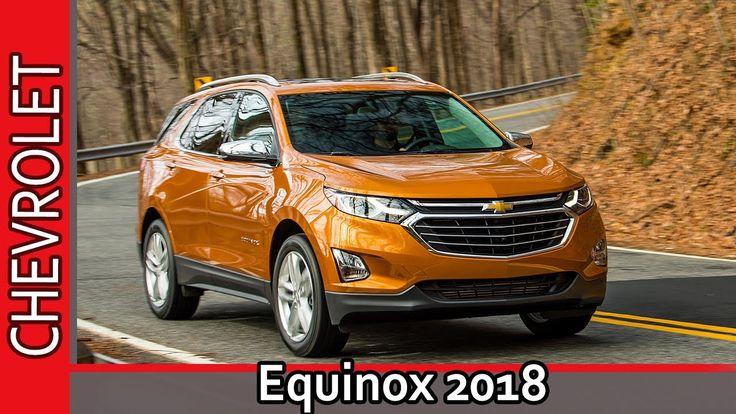 Chevrolet Equinox 2018 / Шевроле Эквинокс 2018 - Обзор от AUTO WORLD. RU