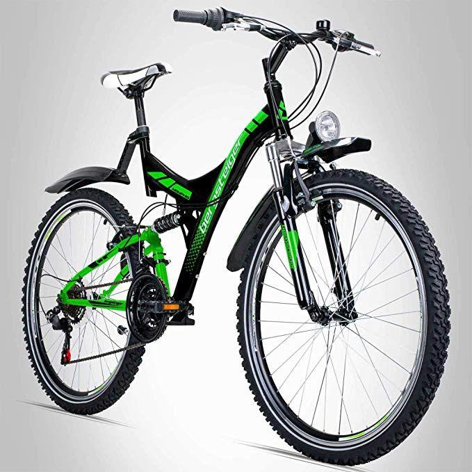 Bergsteiger Memphis 26 Zoll Mountainbike Geeignet Ab 150 Cm
