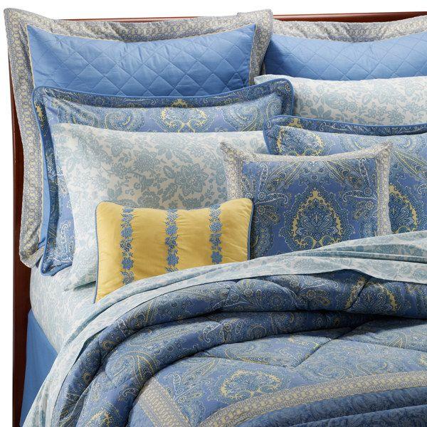 bed bath and beyond! want!Guest Room, Prescot Comforters, Guest Bedrooms, Ev Bedrooms, Comforter Sets, Beds Bath, Ashley Prescot, Laura Ashleyreg, Comforters Sets