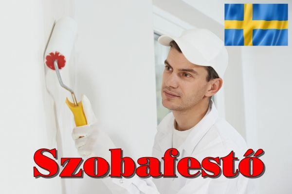 Azonnali kezdéssel keresünk 4 fő szobafestő szakmunkást Svédországba!  Elvárások: Pontos, precíz szakmunka, tehát gyakorlattal rendelkező szakembereket keresünk.  A feladat társasházi lakások belső festése.  Amit kínálunk: - Magyarországi bejelentetés, egy 10 éve Svédországban működő magyar cégnél. - A szállást a cég biztosítja. - Kiutazást a cég pluszban kifizeti. - Hazajárás 8 hetente lehetséges, az utazás árát is a cég állja. - Nyelvtudás nem szükséges. - Kezdő fizetés 350 000 Ft, ami…