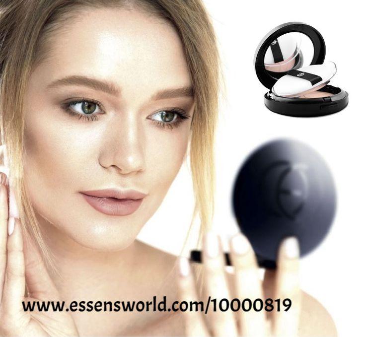 💋ESSENS #BEAUTY💋 Dlouhotrvající matný #pudr výborně #make-up zafixuje a zajistí tak dokonalý vzhled. The Long-lasting matte powder…