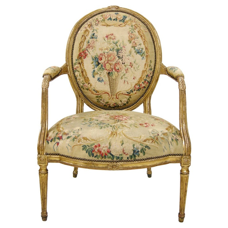 78 Best Images About TAPESTRY CHAIRS On Pinterest Louis Xvi Armchairs And