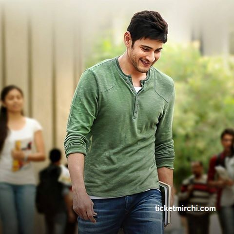 Here is prince Mahesh Babu​'s one more still from #srimanthudu..
