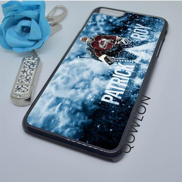 Colorado Avalanche Patrick Roy iPhone 6 Plus | 6S Plus Case