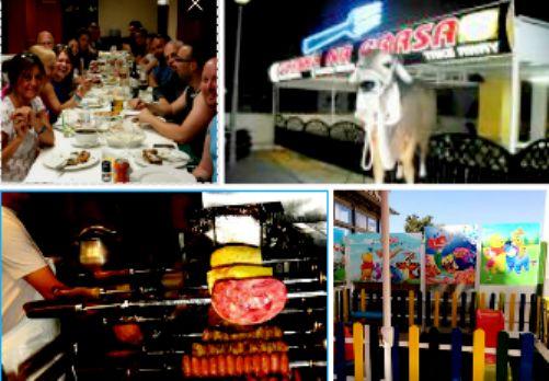 Picanha Na Brasa Restaurante Rodizio Brasileiro Preços Especiais para Grupos e Jantares de Empresa Contactos para reservas: Tel.: 289543218 - 967809017 Estrada de Santa Eulália, Ed. Pórtico, Fracção L 8200-269 Albufeira, Algarve. http://algarvebrands.com/index.php/pt/2013-11-13-14-53-51/restaurantes-pastelarias-cafes/243-picanha-na-brasa-restaurante-rodizio-brasileiro-santa-eulalia-albufeira-algarve