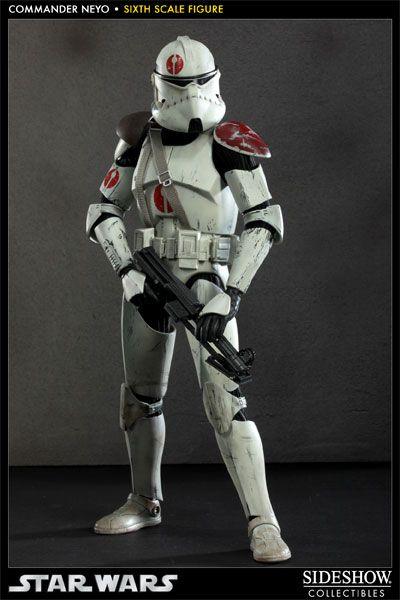 Sideshow Collectibles - Commander Neyo Sixth Scale Figure
