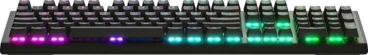 SteelSeries - Apex M750 Gaming USB Keyboard - Black