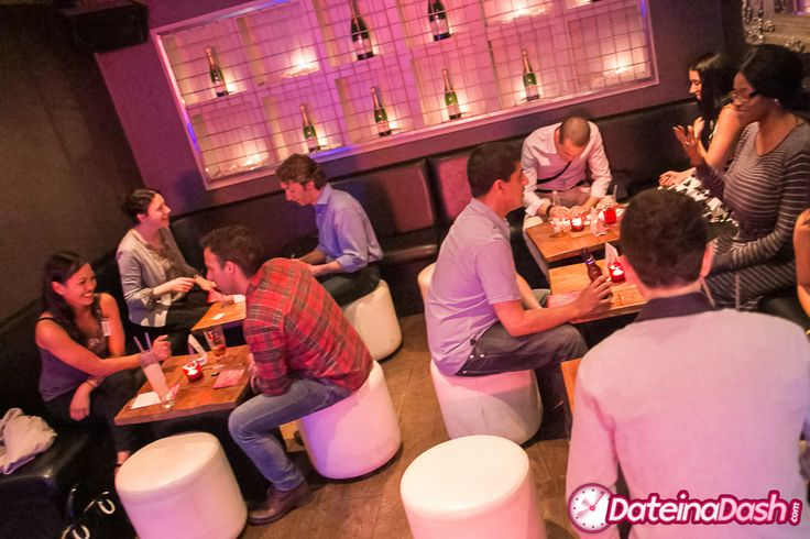 Speed Dating in Putney at the House of Roxy.