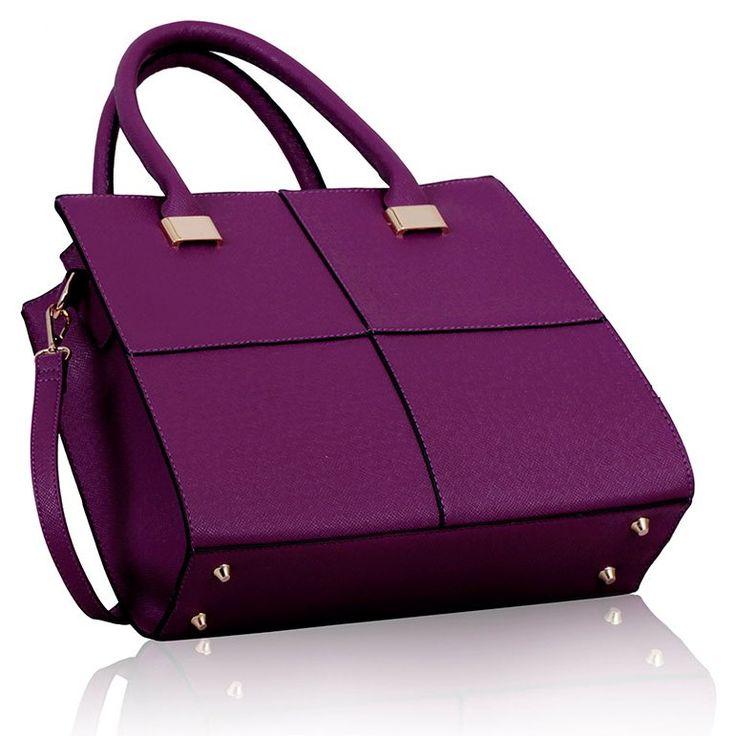 purple tote bags - Google Search