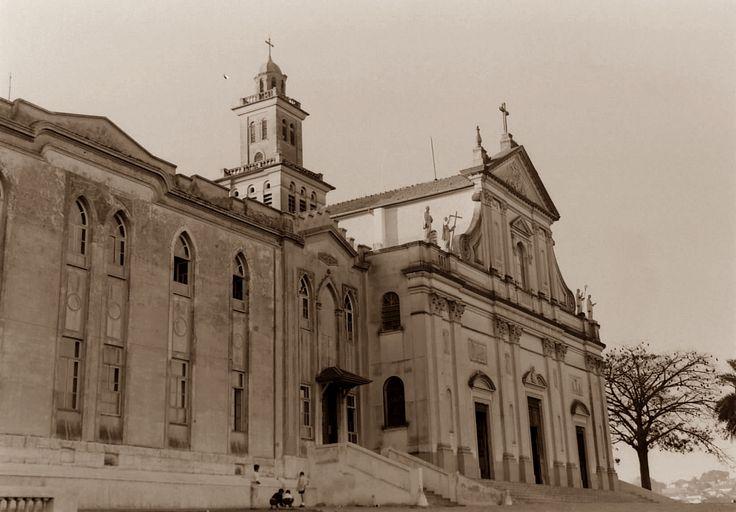 São Paulo Capela Nossa Senhora do Calvario Junho de 1953