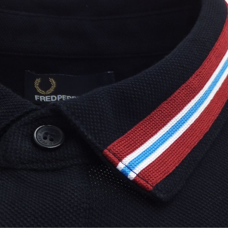 Image result for polo shirt collar stripe