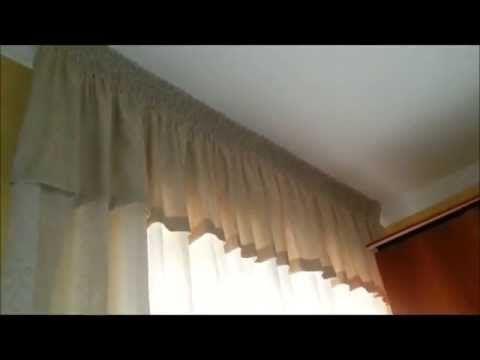 Confezionare Tende a Pieghe Esterne [HD] Tutorial Video - YouTube