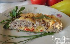 Сырный рулет по-датски | Кулинарные рецепты от «Едим дома!»