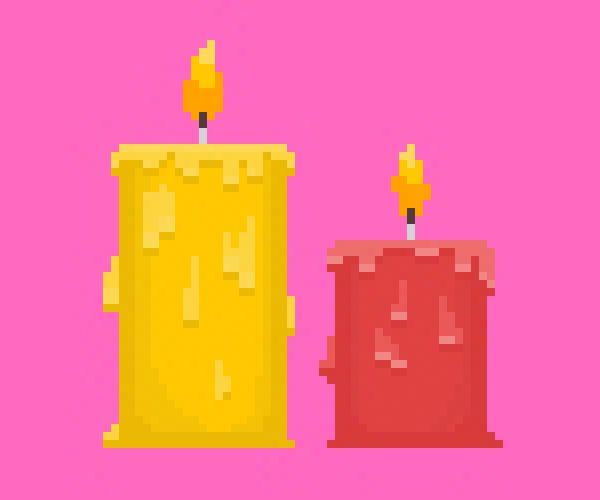 Simple Pixel Art