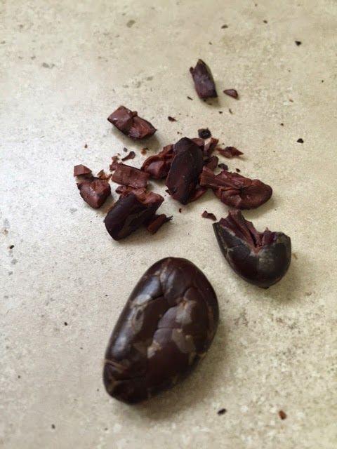 The Ultimate Chocolate Blog: Bean-to-Bar Chocolate at Home: Costa Rica versus Peruvian Origin Chocolate