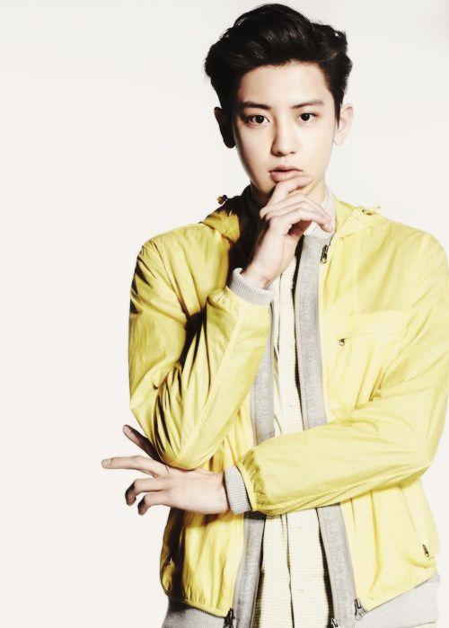 EXO CHANYEOL He looks so Smart!