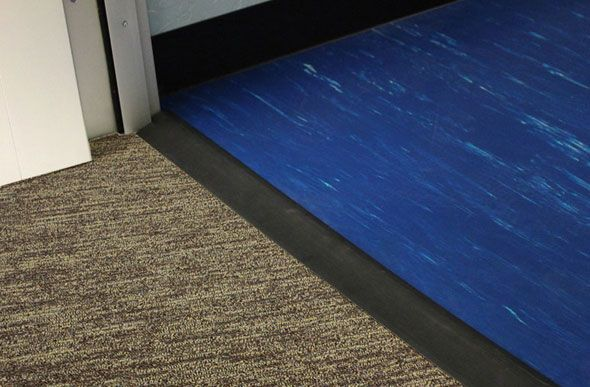Rubber Floor Ramps Transition Flooring Rubber Flooring Transition Strips