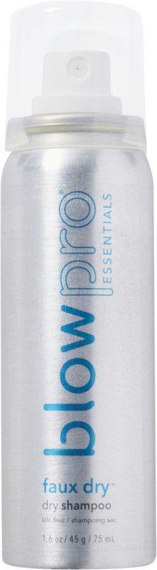 Blow Pro Travel Size Faux Dry - Dry Shampoo Aerosol