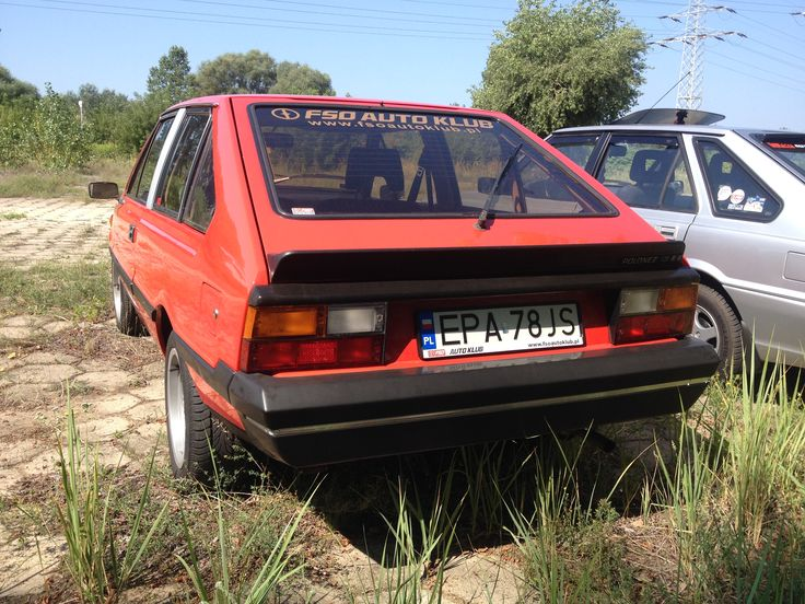 FSO Polonez Coupe