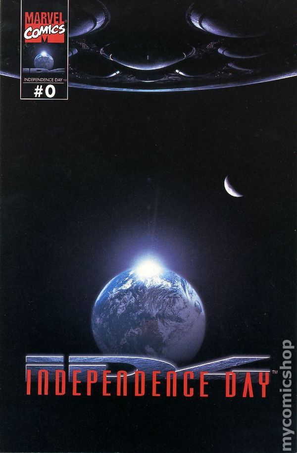 Independence Day (1996 Movie) 0A
