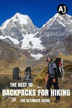 Find out what are the best backpacks for hiking on the market with these easy to read reviews and comparative analysis.