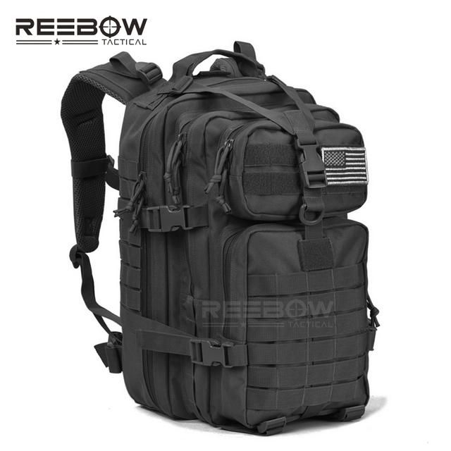 Take a look at my listing, folks👇 Reebow - 34L Tactical Assault Pack Backpack http://qatalyst.company/products/reebow-34l-military-tactical-assault-pack-backpack-army-molle-waterproof-bug-out-bag-small-rucksack-for-outdoor-hiking-camping-hunting?utm_campaign=crowdfire&utm_content=crowdfire&utm_medium=social&utm_source=pinterest  · #hiking #military #backpack #nature #travel #hikingadventures #mountains #backpacking #army #militarylife #militarymuscle #airforce #hike #fitness #wanderlust…