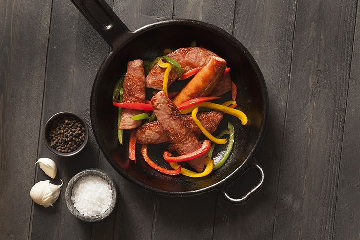 Simply delicious! No need to add more spices because these Capital Ham Sausages are already savory enough!