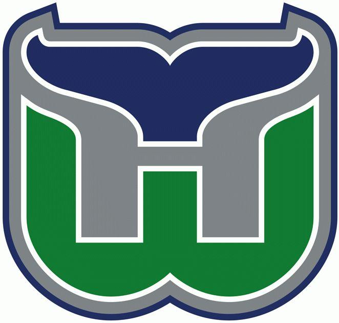Hartford Whalers logo 1992-97