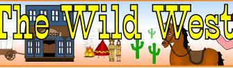 Wild West & Cowboys Teaching Resources & Printables - SparkleBox