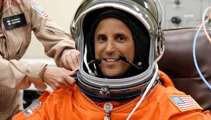 Astronauta de origen puertorriqueño llegó a la Estación Espacial Internacional