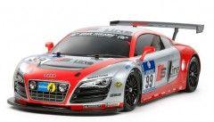 Tamiya 58504 - 1/10 R/C Audi R8 LMS - 24h Nurburgring (TT-01 Type-E)