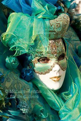 Merisi's Vienna for Beginners: Venetian Carnival - Ritratti di Donne  All rights reserved © Merisi @ http://www.viennaforbeginners.com