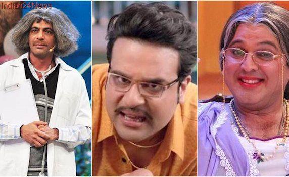 Sunil Grover, Ali Asgar leave Kapil Sharma for rival Krushna Abhishek, to start a new show