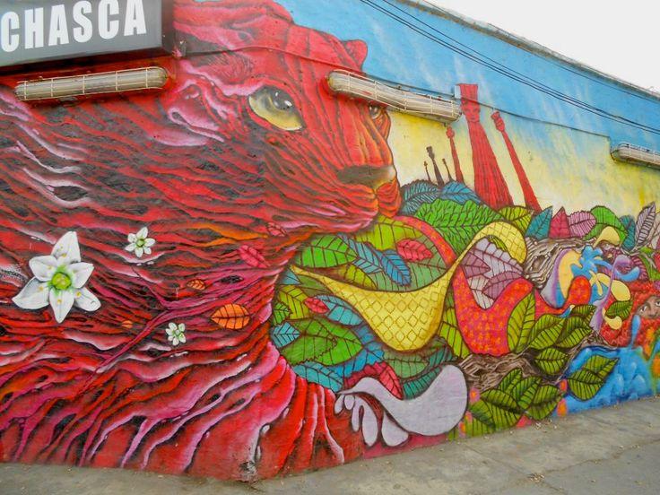 Bellavista, Santiago, Chile